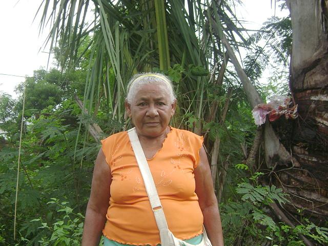 Francisca Rodrigues dos Santos, um exemplo de mulher