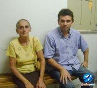 Aposentada Creusa Pinto de Carvalho, 65 anos