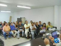 Bastante candidatos presentes