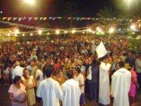 Festejo da padroeira de Esperantina, a Nossa Senhora da Boa Esperança está bastante animado