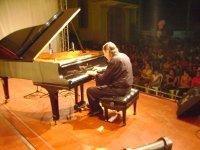 O pianista Arthur Moreira Lima