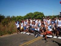 mini-maratona para a corrida de São Silvestre