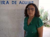 Vera Meneses, professora