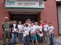 Equipe participantes do Projeto