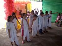 Alunos da escola, Anglo Brasil