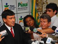 Governador, Weligthon Dias