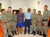 Prefeito, Chico Antônio e militares