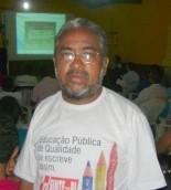 Professor Edimilson Araújo