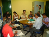 Reunião do PPA