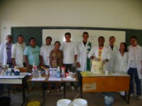 Acadêmicos da UESPI