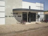 Forum Comarca Des.Walter Miranda