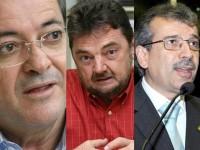 Silvio, Wilson e W. Dias