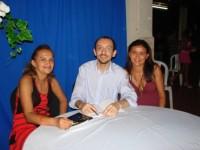 Bernardete, Roque e Margarete