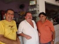Máximo José, Jânio e Candinho
