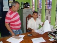 Manoel Filho e Leôndinha