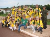 Integrantes do Projeto Rondon