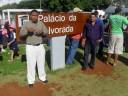 Reginaldo e Carlito Barros no  Planalto Alvorada