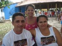Nilson com a familia