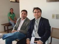 José Angelo e Antônio Dias
