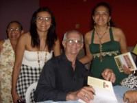 Assis Fortes, com Margarete e Bernardete