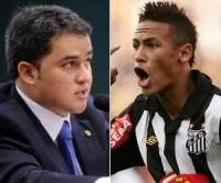 Deputado e Neymar