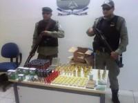 Polícia Militar de Barras