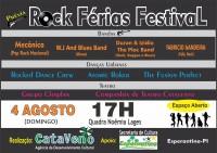 Prévia Rock Férias