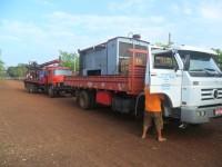 Caminhões com equipamentos
