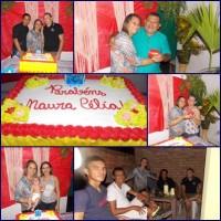 Aniversário Maura Célia