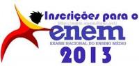 Candidatos já podem conferir cartão de confirmação do Enem disponível na internet