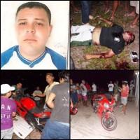 EMPRESÁRIO piauiense morre após grave acidente de moto