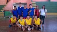 time de futsal