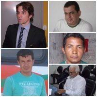Acusados de participação no  assassinato do  motorista Valdene  Lima em Esperantina serão levados a juri popular até o mês de abril desse ano
