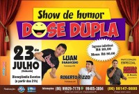 banner show de humor luzilandia