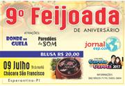 IX Feijoada Jornal Esp