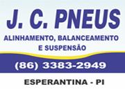 J.C. PNEUS - Alinhamento e Balanceamento