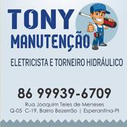 Tony Manutenção