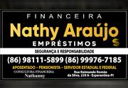 Financeira Nathy Araújo