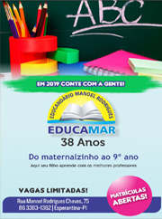 EDUCAMAR 38 ANOS