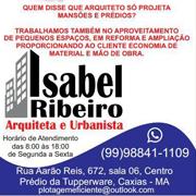 Isabel Ribeiro - Arquiteta e Urbanista