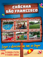 CHÁCARA SÃO FRANCISCO