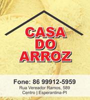 CASA DO ARROZ