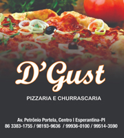 D' GUST - CHURRASCARIA E PIZZARIA